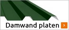 Damwand platen